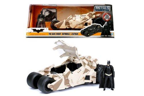 Simba - Jada 1-24 Batman Tumbler Batmobile Camo