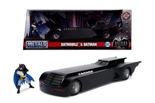 Simba - Jada 1-24 Batman Animated Series Batmobile