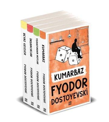Dostoyevski Seti-4 Kitap Takım