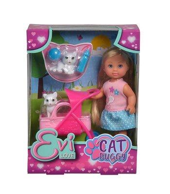 Evi - Bebek Çantalı Kedi