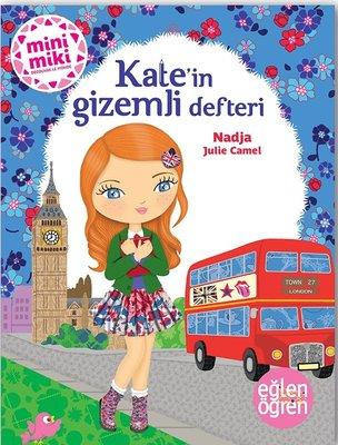 Kate'in Gizemli Defteri-Minimiki Güzeller Serisi-Eğlen Öğren