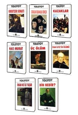 Tolsoy Klasikleri Seti-8 Kitap Takım