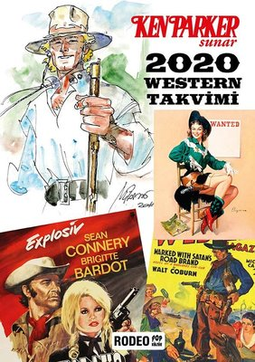 Ken Parker Sunar 2020 Western Takvimi