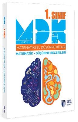 1.Sınıf Matematiksel Düşünme Kitabı