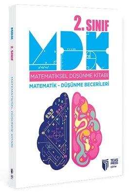 2.Sınıf Matematiksel Düşünme Kitabı