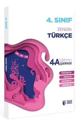 4.Sınıf Türkçe Eğitimin 4 Aşaması
