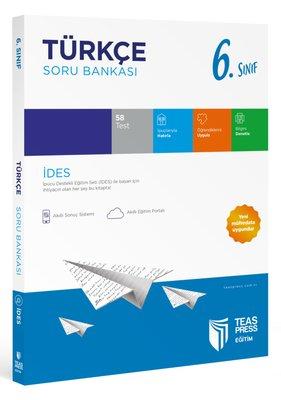 6.Sınıf İDES Türkçe Soru Bankası