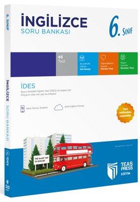 6.Sınıf İDES İngilizce Soru Bankası