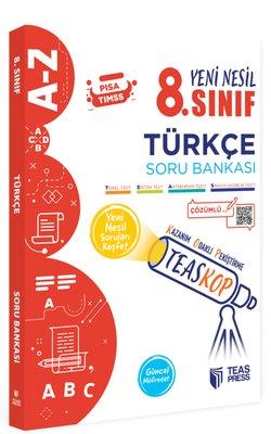 8.Sınıf Teaskop Türkçe Soru Bankası