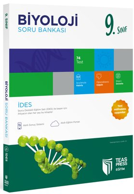 9. Sınıf İDES Biyoloji Soru Bankası