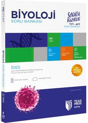 İDES TYT-AYT Biyoloji Soru Bankası