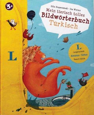 Langenscheidth-Almanca Türkçe Resimli Sözlük