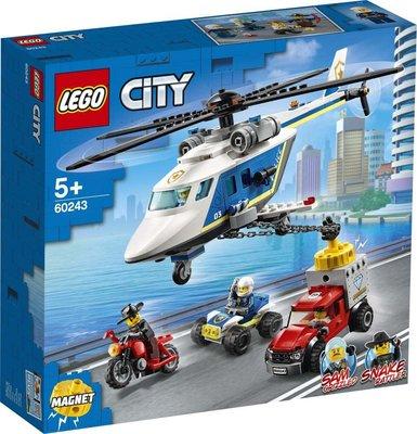 Lego City Polis Helikopteri Takibi 60243