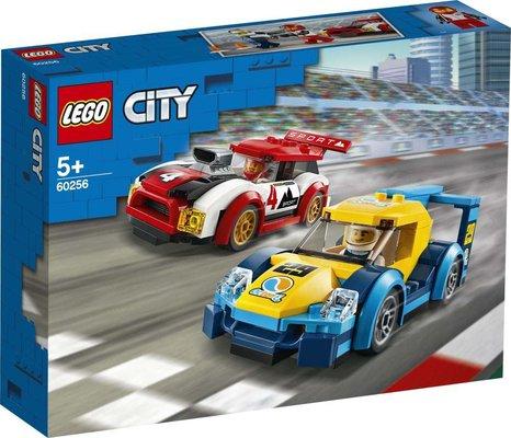 Lego City Yarış Arabaları 60256