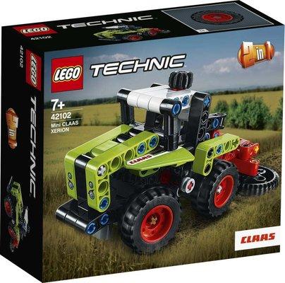 Lego Technic Mini Class Xerion 42102
