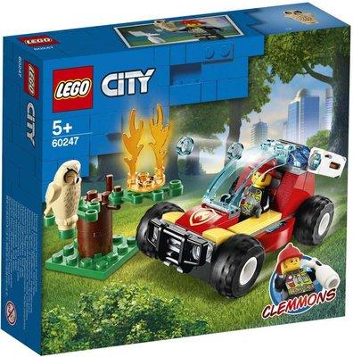 Lego City Orman Yangını 60247
