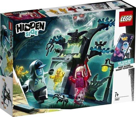 Lego Hidden Side Hidden Sidea Hoş Geldin 70427