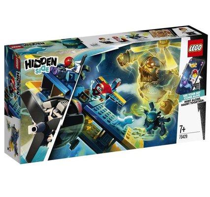 Lego Hidden Side El Fuegonun Gösteri Uçağı 70429
