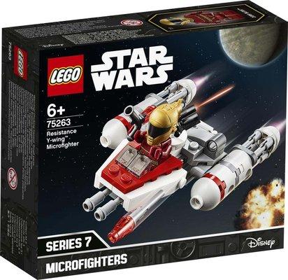 Lego Star Wars Resistance Y-wing Mikro Savaşçı 75263