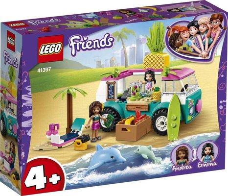 LEGO Friends 41397 Meyve Suyu Kamyoneti