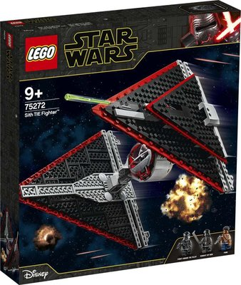 Lego Star Wars Sith TIE Fighterı 75272