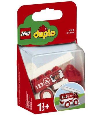 Lego Duplo İlk İtfaiye Kamyonum 10917