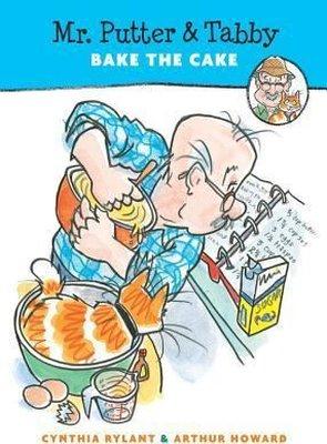 Mr.Putter & Tabby Bake The Cake