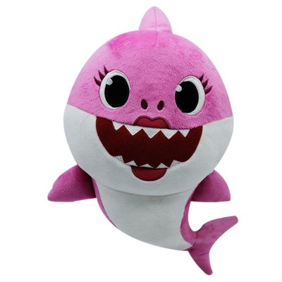 Baby Shark Sesli Anne Peluş-Pfss-08002-01