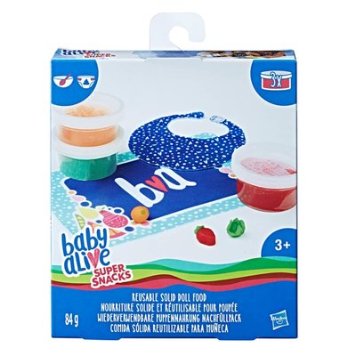 Baby Alive C2727 Süper Snacks Yedek Mama Paketi