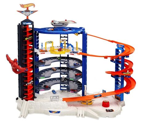 HW Ultimate Garaj Dev Kule 140 Araba Kapasitesi Motorlu Asansör