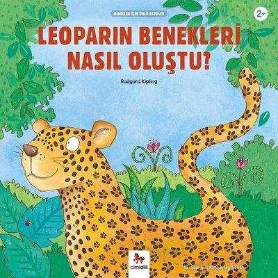Leoparın Benekleri Nasıl Oluştu-Minikler İçin Ünlü Eserler