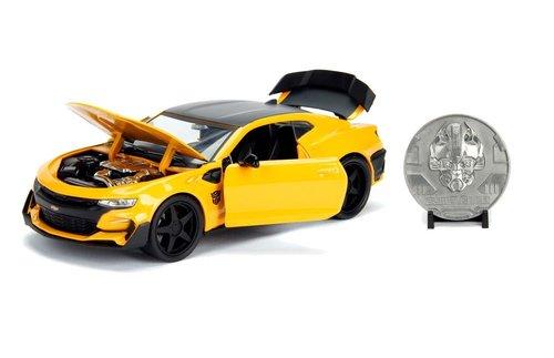 Simba - Jada Transformers Chevy Camaro 1:24