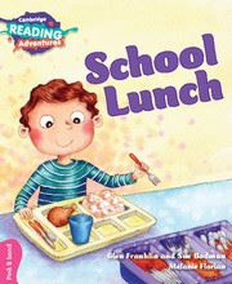 Pink B Band- School Lunch Reading Adventures