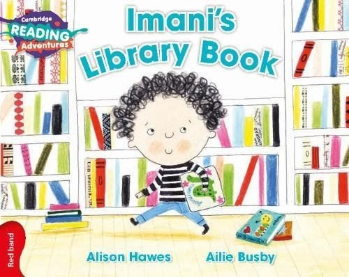 Red Band- Imani's Library Book Reading Adventures