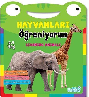Hayvanları Öğreniyorum 2-4 Yaş