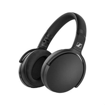 Sennheiser HD350BT Kablosuz Kulak Üstü Kulaklık Siyah