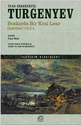 Bozkırda Bir Kral Lear Öyküler-Cilt 3