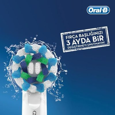 Oral-B Genius Pro 8900 Genius 2'li Şarjlı Diş Fırçası