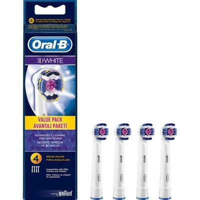 Oral-B Eb18P 4 Brush Set