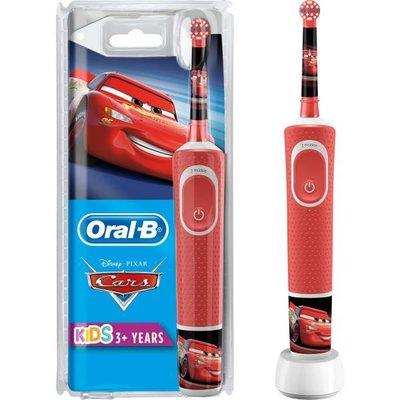 Oral-B D100 Vitality Çocuk Cars