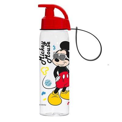 Herevin Matara Gözlüklü Mickey Mouse 500 Ml Askılı Lisanslı