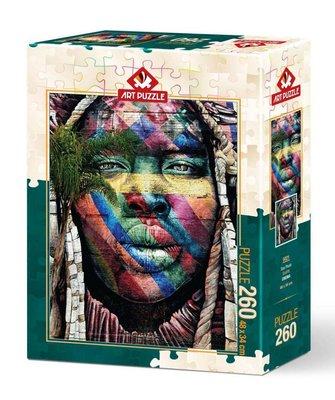 Art Puzzle 260 Parça Grafitti, Sao Paulo 5021