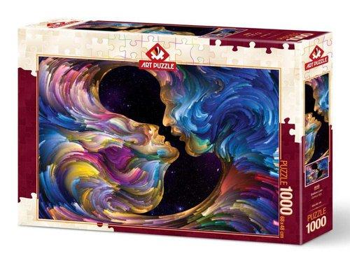 Art Puzzle 1000 Parça Sonsuz Aşk 4648