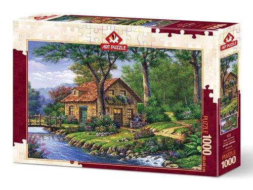 Art Puzzle 1000 Parça Huzurun Kıyısında 5172