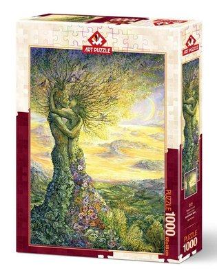 Art Puzzle 1000 Parça Doğanın Aşkı 5175