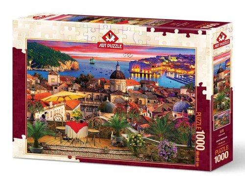 Art Puzzle 1000 Parça Dubrovnik 5178