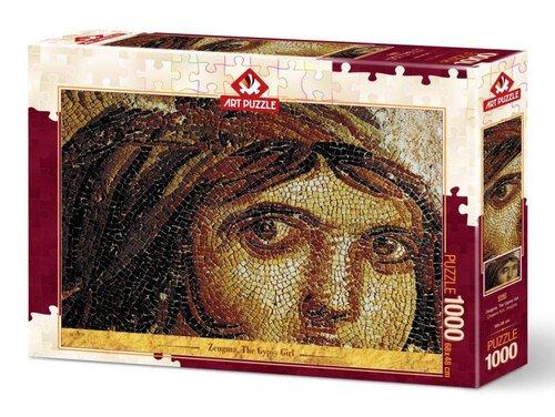 Art Puzzle 1000 Parça Çingene Kızı Zeugma 5192