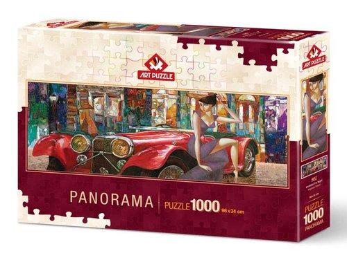 Art Puzzle 1000 Parça Panorama Akşama Davet 4647
