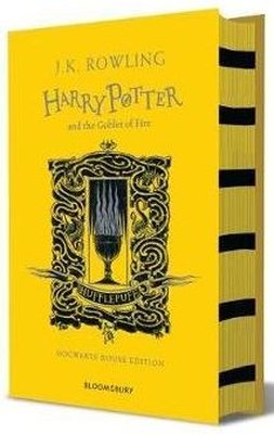Harry Potter and the Goblet of Fire  Hufflepuff Edition (Harry Potter House Editions)