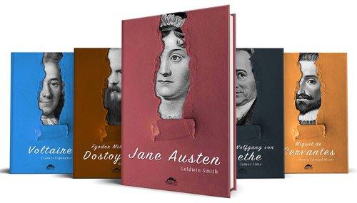 Biyografi Seti 1 - 5 Kitap Takım
